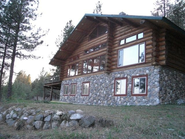 Pend Oreille Lodge at Arrowhead Ranch - Newport - House
