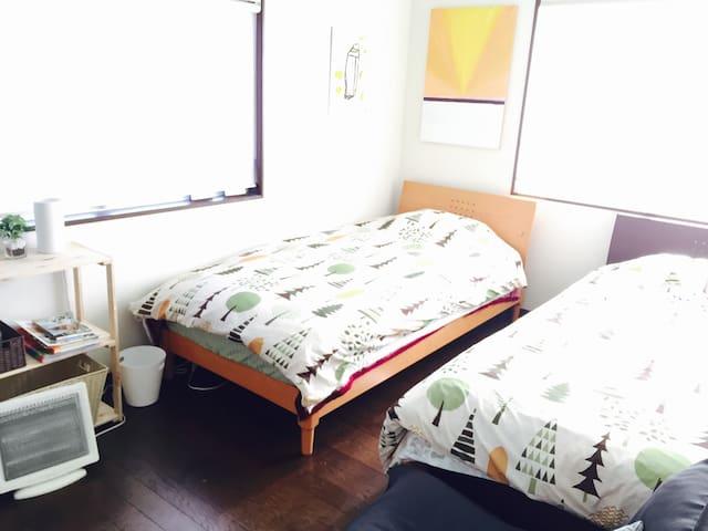 Mi casa es tu casa/tsukuba - Tsukuba-shi - House