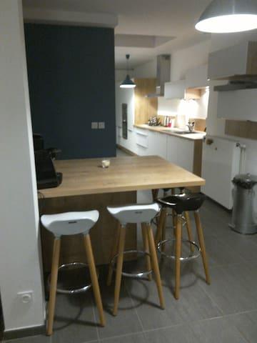 Maison moderne et cosy tout confort Dunkerque - Coudekerque-Branche