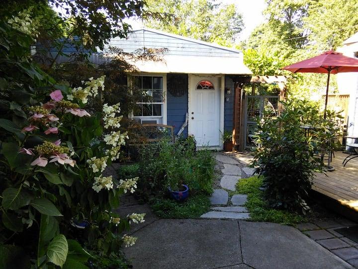 Whiteaker Studio under the Arbor