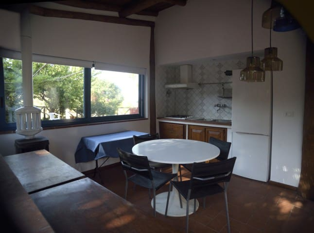 Cottage in holiday farm indipendent - Rome - Huis