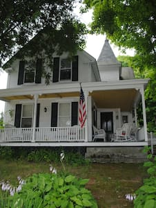 Classic New England Village Home - Gilford