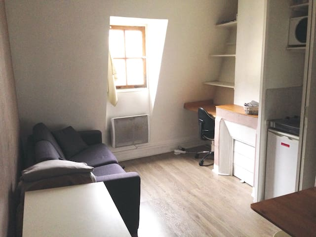 Lovely studio in Amazing area - Paris
