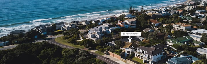 Plettenberg Bay -  100 metres from the beach.