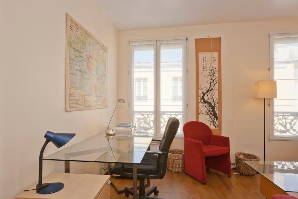 Nice studio in heart of Paris 14