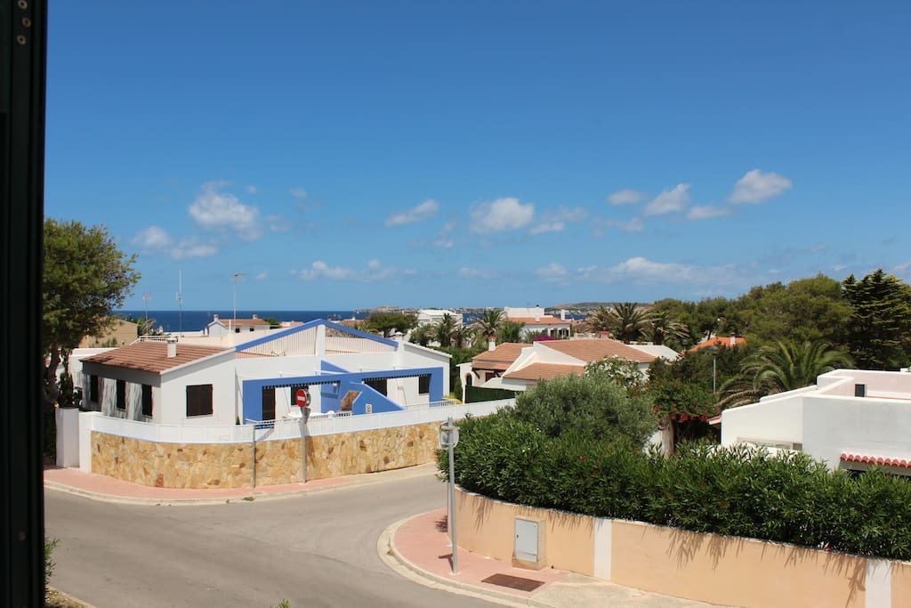 Apartamento luminoso en cala blanca apartments for rent in ciutadella de menorca balearic - Apartamentos california menorca ...