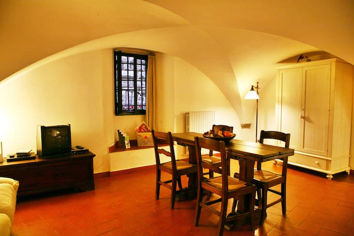 charming appt in nice old tower  - Florens - Lägenhet