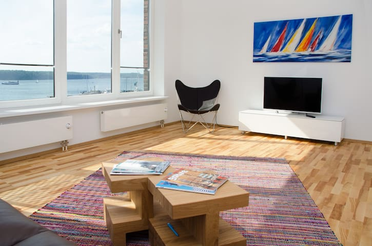 Ferielejlighed Fjordblik - 弗倫斯堡(Flensburg) - 公寓