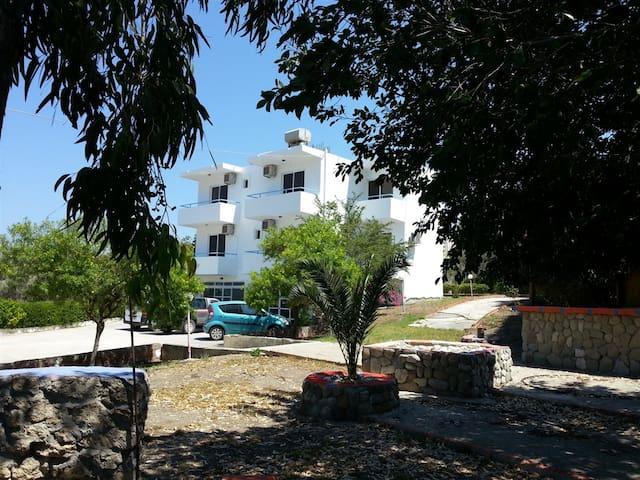 Δίκλινο Δωμάτιο S.George Ecotel 201 - Rhodes / Καλαβάρδα / καμείρος
