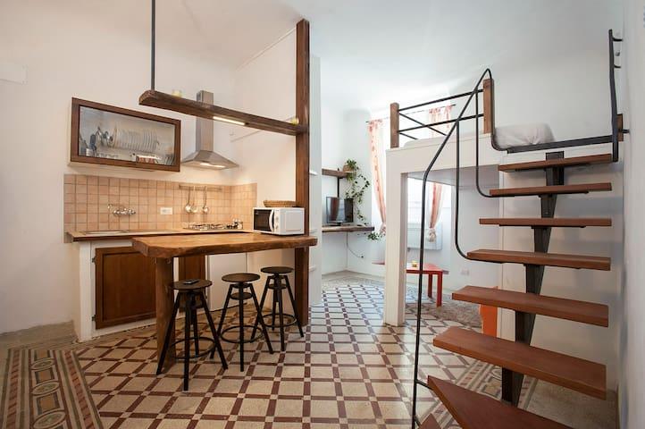 STUDIO 8 - Florencia - Loft