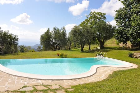Ancient villa, private pool & relax