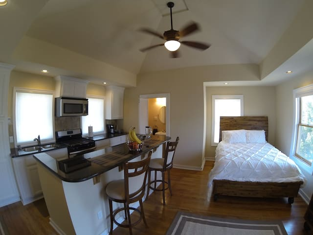 Quiet Apartment near State Capitol - Oklahoma City - Leilighet
