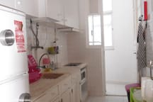 Typical Portuguese kitchen