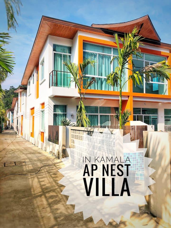 AP Nest 3 - New 3 bedroom pool townhouse