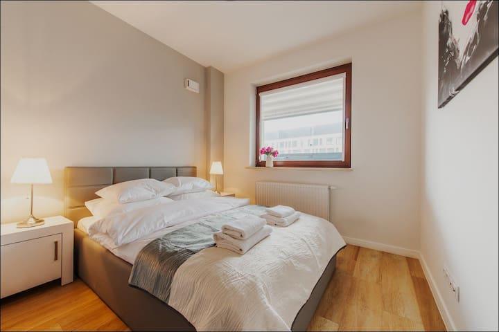 Apartament SOLEC 6 z klimatyzacją