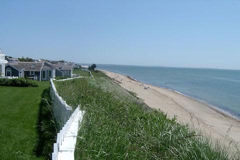 Private Beach Cottage steps to private beach