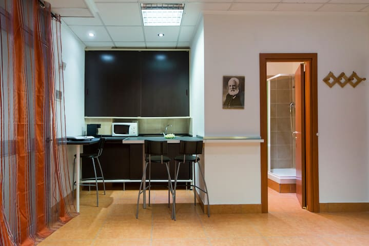 H - Confortable little flat - Foggia - Apartamento