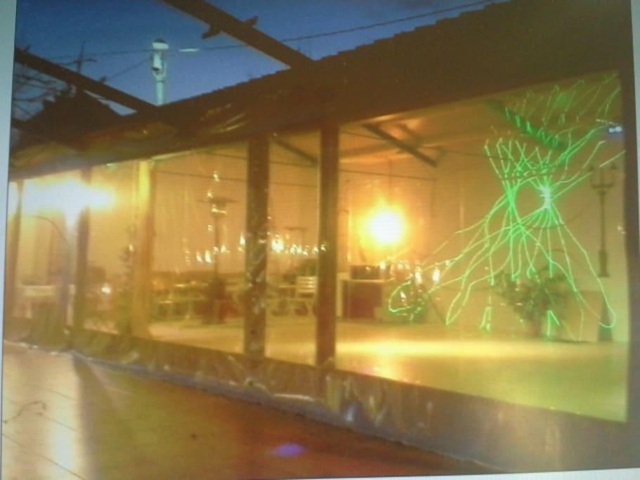 La sala da ballo