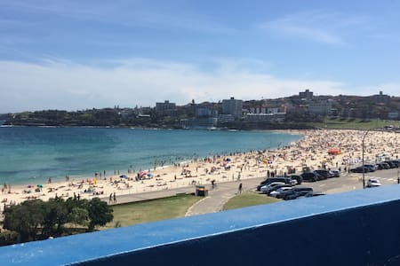 Right opposite Bondi Beach so easy3