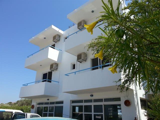 Δίκλινο Δωμάτιο S.George Ecotel 203 - Rhodes / Καλαβάρδα / Κάμειρος - อื่น ๆ