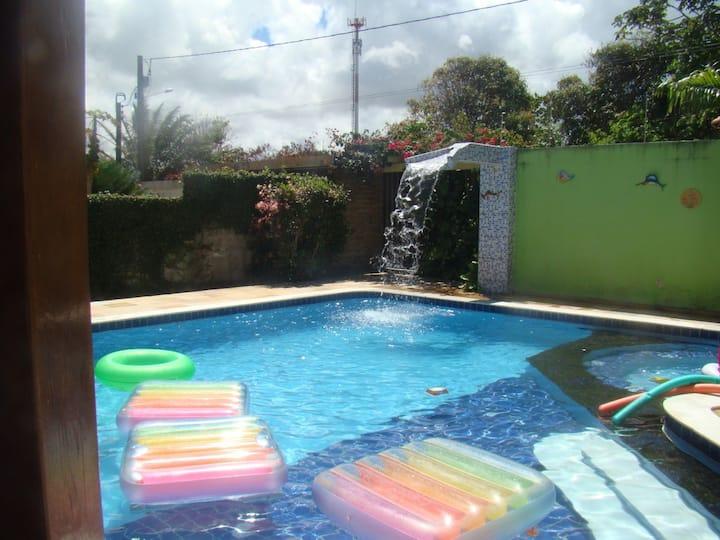 Casa de praia Recife Porto de Galinhas Pernambuco