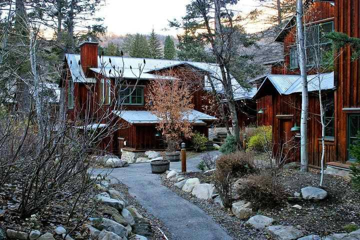 Luxury cottage at Sundance Resort
