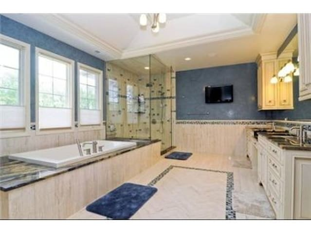 7BR/5B HOUSE IN CHICAGO SUBURBS - Northbrook - Huis