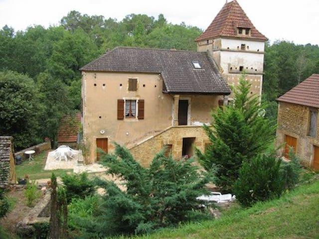 maison quercynoise - Cazals - Talo