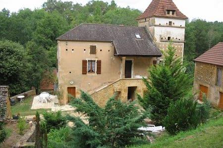 maison quercynoise - Cazals