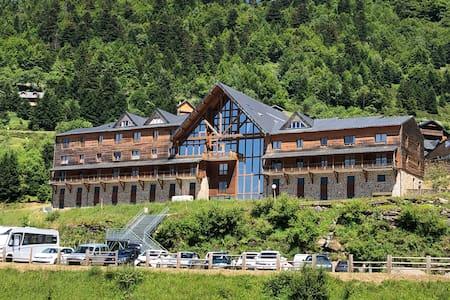 Appartement 04 personnes, montagne, Ariège.