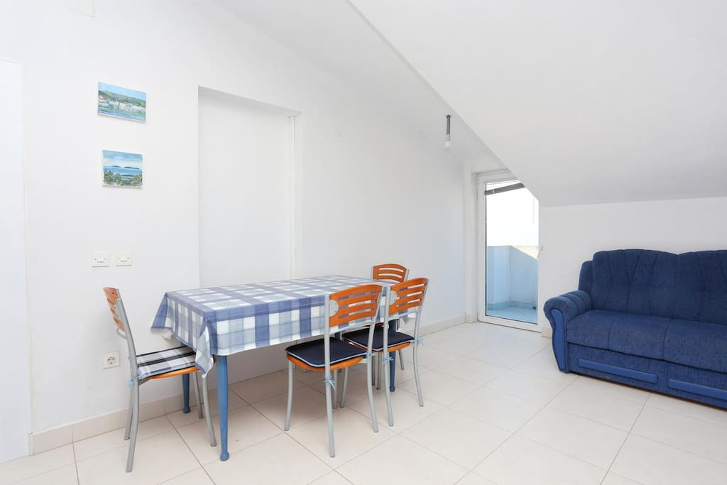 Dining room, Surface: 15 m²