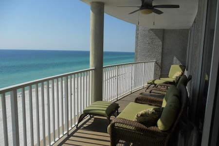 Luxury OCEANFRONT RESORT @ PCB FL, - Panama City Beach - Condomínio