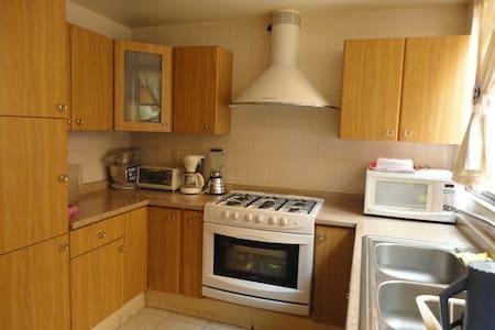 Habitación privada - Texcoco de Mora