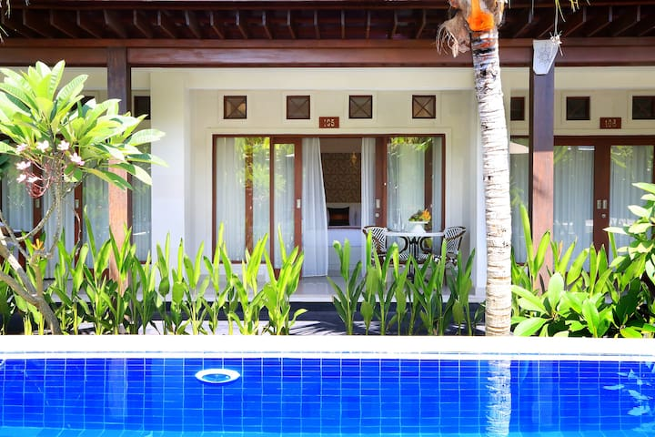 KANIYA  peaceful and comfortable Bali experience!