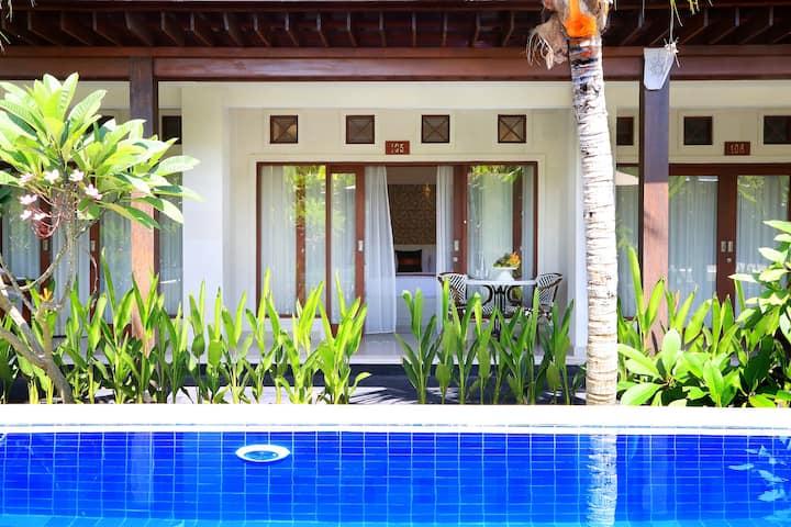 KANIYA  peaceful and comfortable Bali experience!