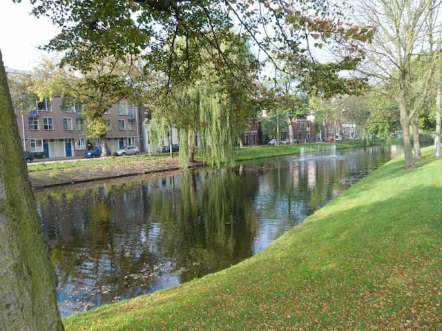 Lovely and Quiet Apartment for Family and Groups - Rotterdam - Appartement