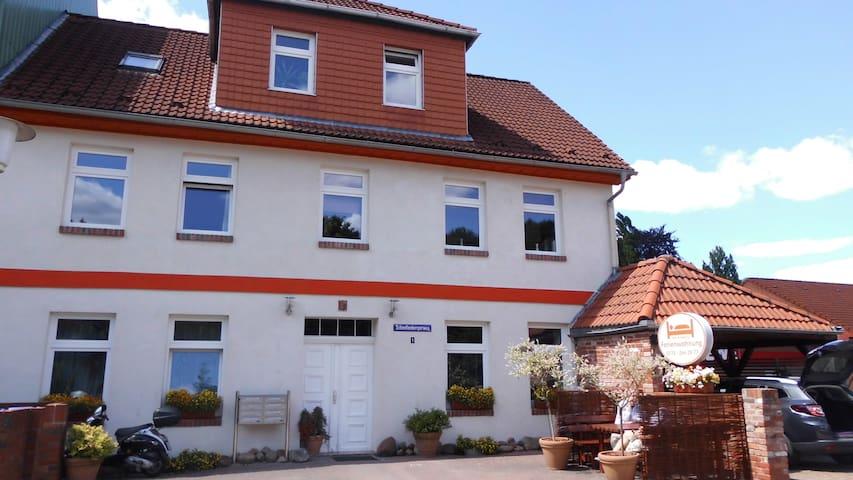 Central Lueneburg Flat Tiffany - Lüneburg - Apartamento