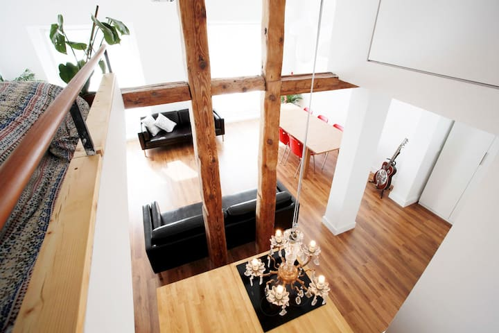 PLAZA MAYOR LOFT au centre ville