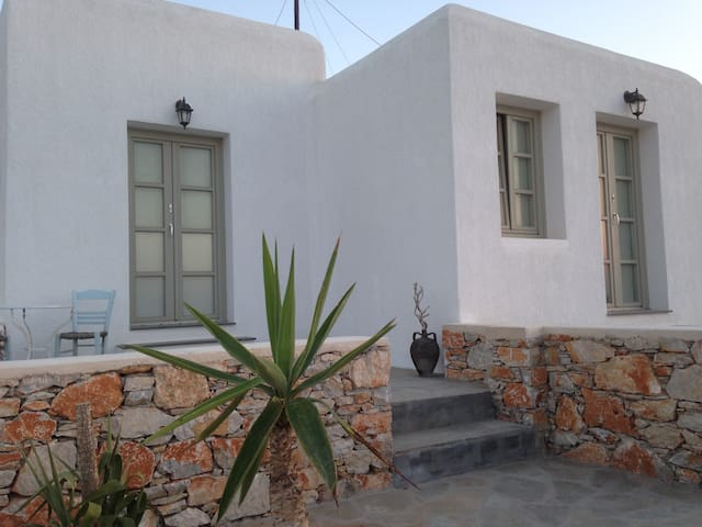 Holiday Villas Folegandros B1 - Folégandros - House