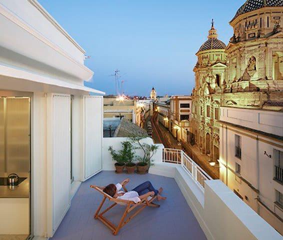 Penthouse San Luis de los Franceses - Seville - Apartment