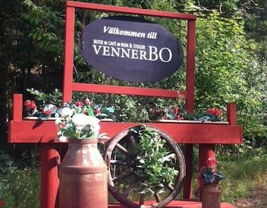 VennerBO Rum & Stugor - Sigtuna - Cabin
