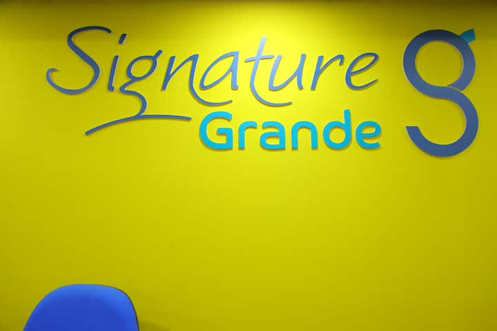 Signature Grande near Serenity beach, Auroville