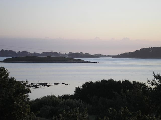 chambre bord de mer - Pleumeur-Bodou
