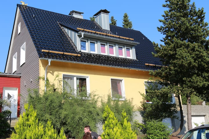 Ronsdorfer Wohnung mit Ausblick