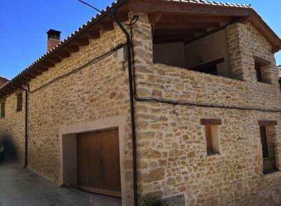 Casa Tio José. Valderrobres