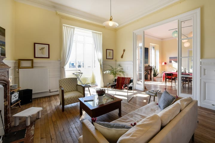Beautiful Historical Flat 140m² - Bordeaux - Apartment