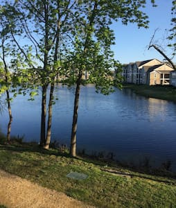 Peaceful Lake Living - Hampton