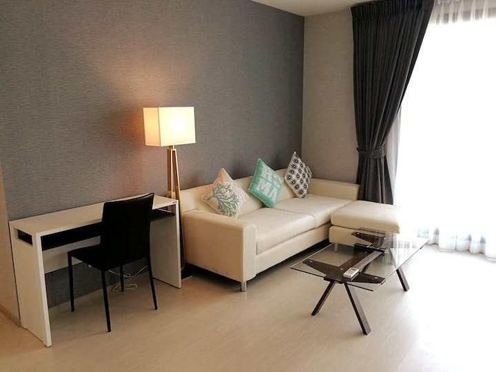 Stunning two bed apartment with luxury facilities