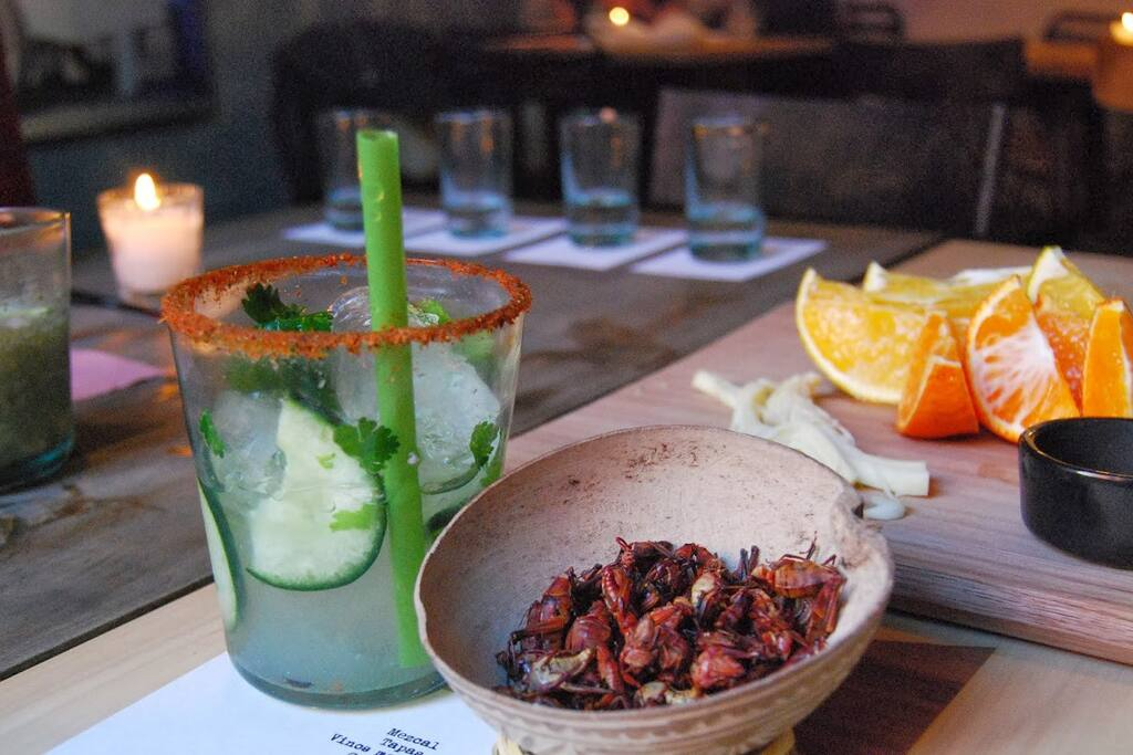 Mezcal and Tequila traditions at local bars