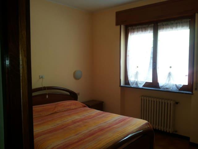 Accoglienti stanze con parcheggio  - Borgomanero - Bed & Breakfast